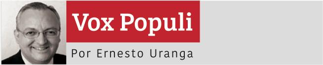 Ernesto Uranga Vox Populi