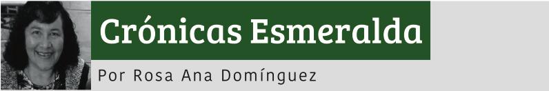 Rosa Ana Cronicas Esmeralda
